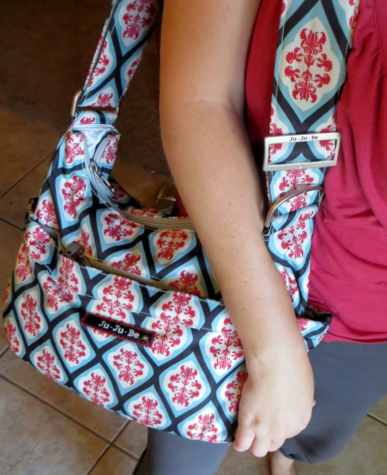 Ju-Ju-Be HoboBe Diaper Bag