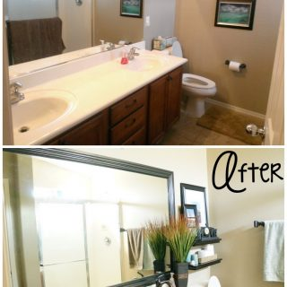 Small Bathroom Design Ideas & Remodel!