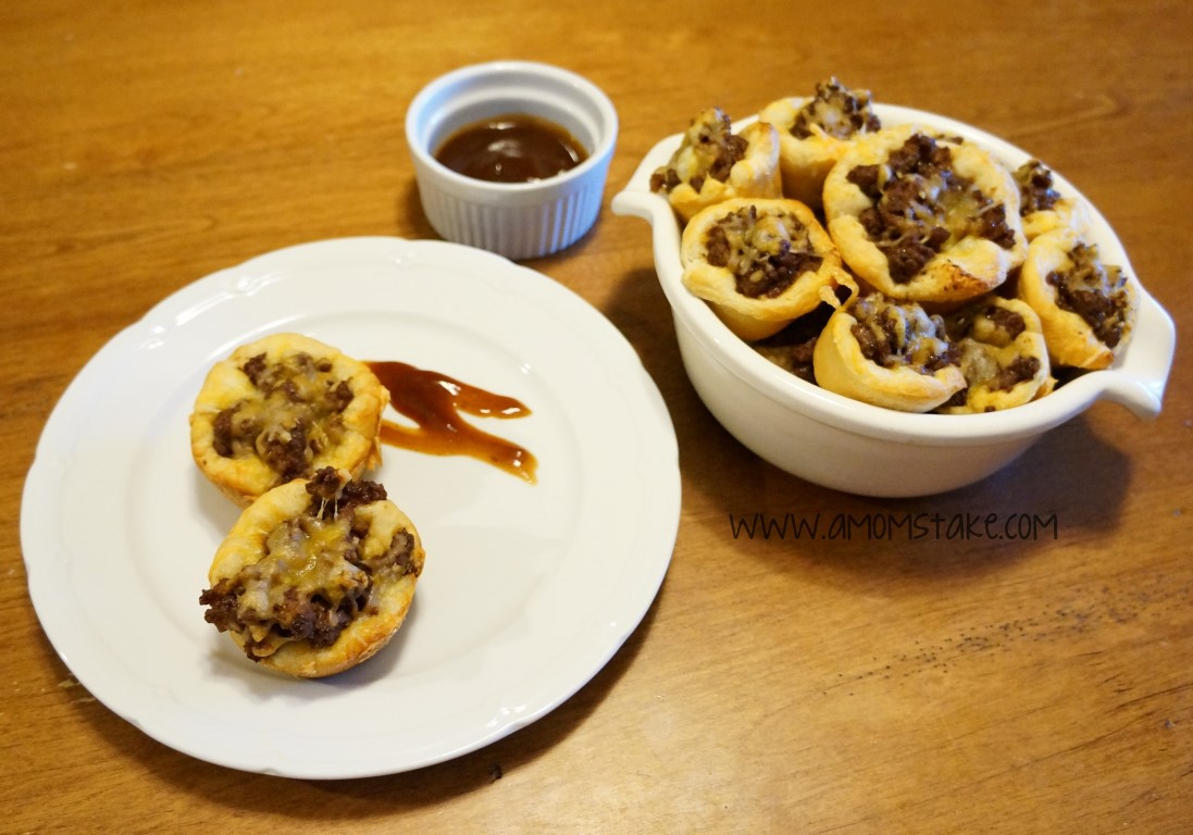 Pillsbury Barbecue Cups