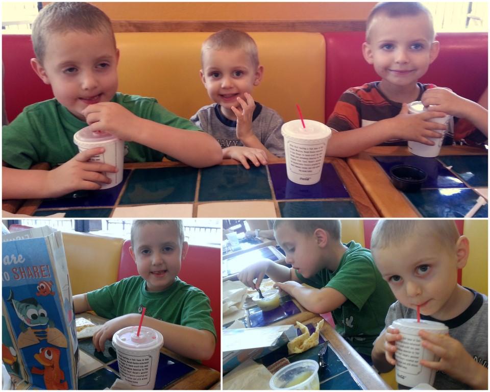 Rubio's Kids Meals