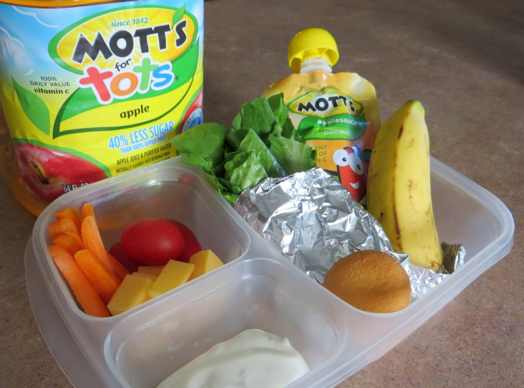 Sesame Street Kids School Lunch Salad