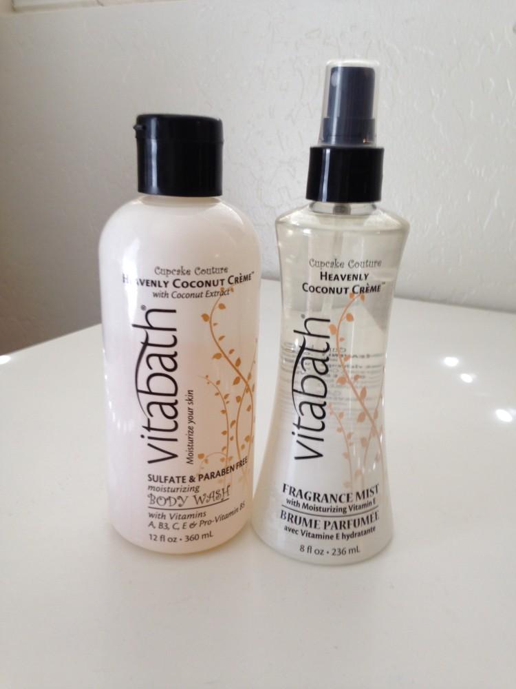 Vitabath Bath & Body Products Review - A Mom\'s Take