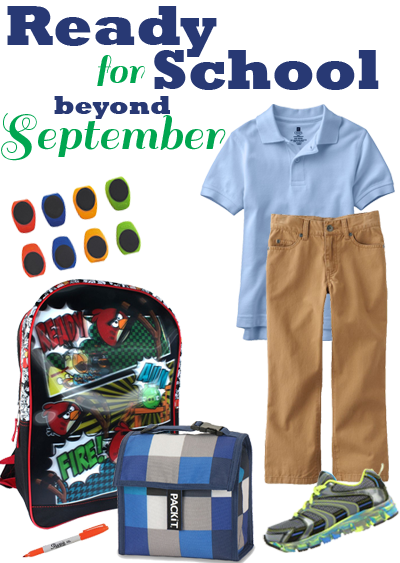Ready for School past just September