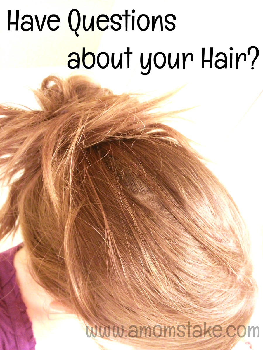 What Are Your Hair Care Questions A Moms Take
