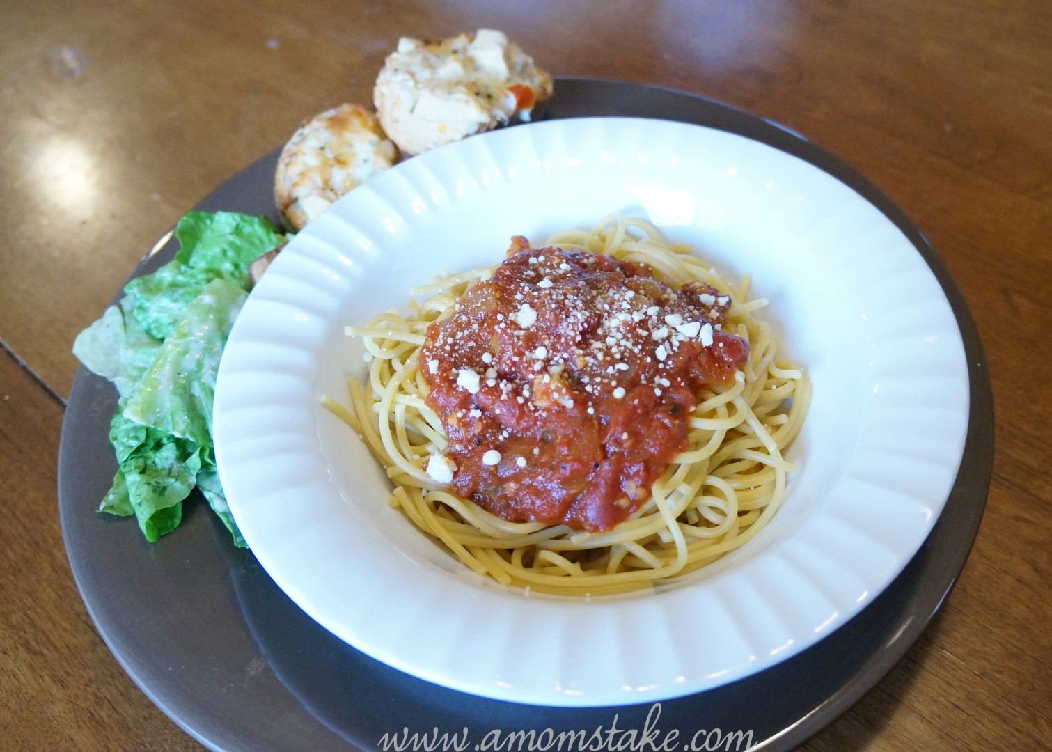 Homemade Marinara & Spaghetti Recipe