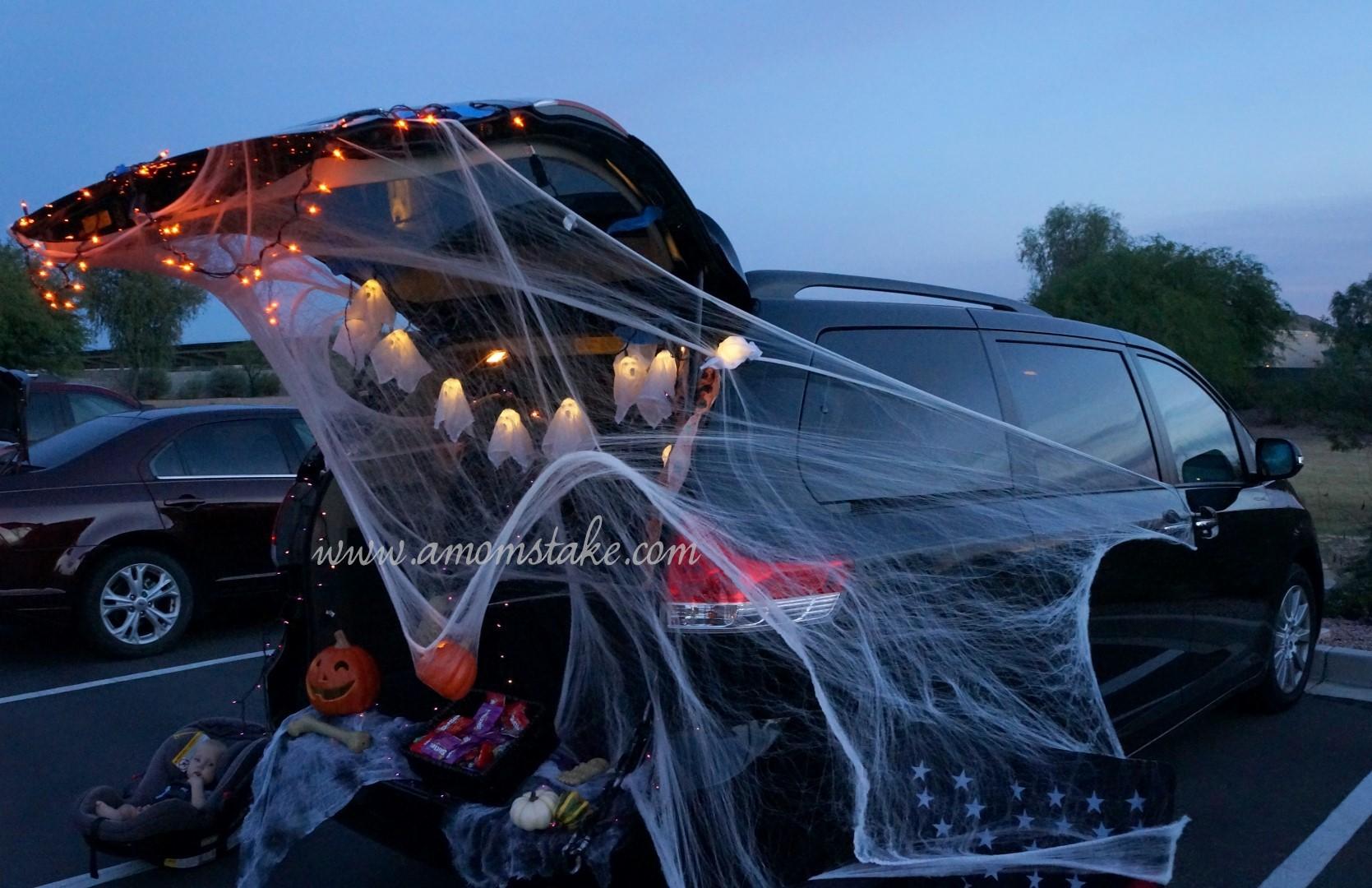 Toyota Sienna Halloween #SiennaDiaries