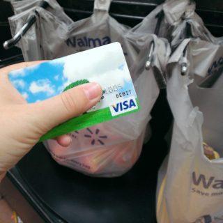 Visa CARD Prepaid Debit Card