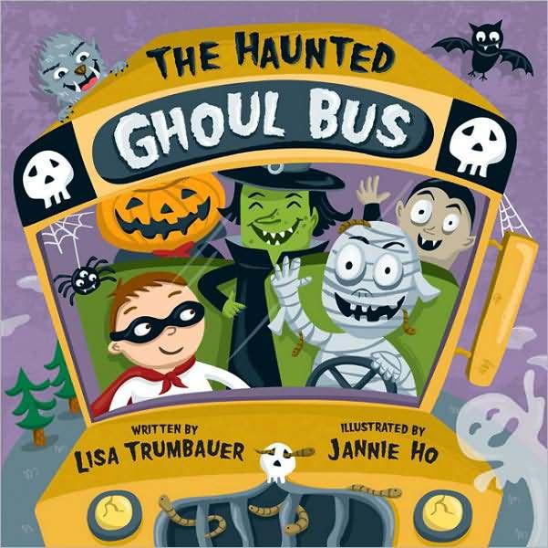 haunted ghoul bus