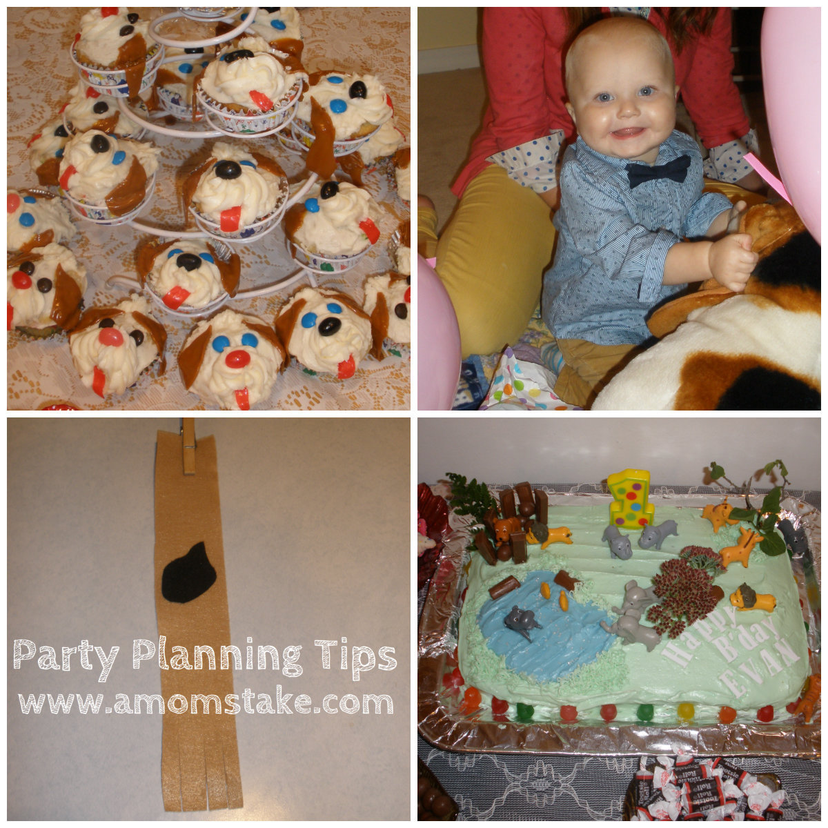5 party planning tips