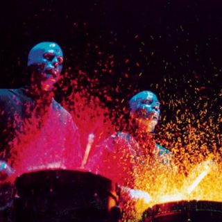 Quirky Improv at it's Finest – Blue Man Group a Must See!