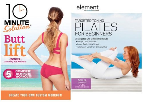 Fitness DVD Christmas Gifts