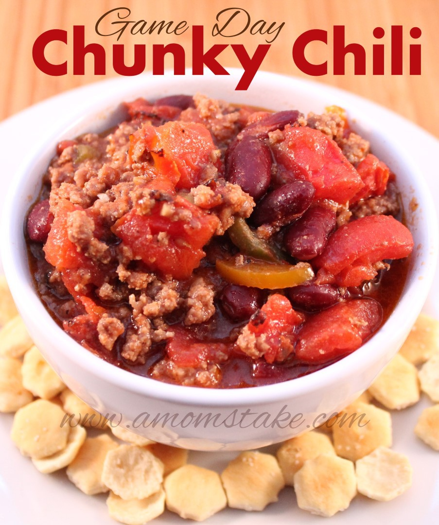 Extra Chunky Chili Recipes
