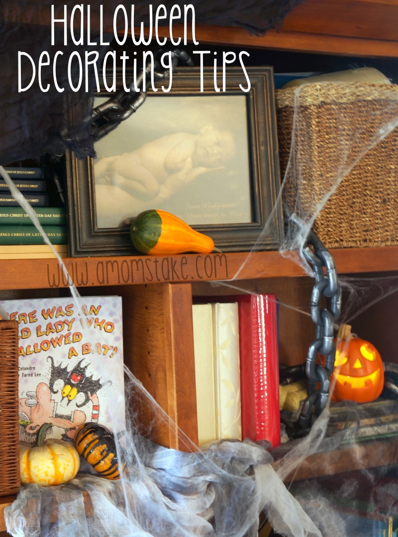 Halloween Decorating Tips