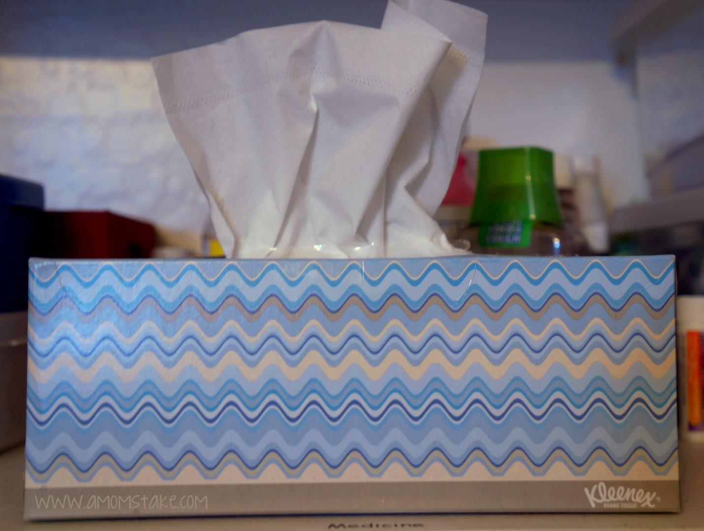 Kleenex Tissue Sick Days (Large)