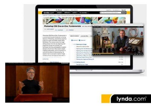 Lynda.com Christmas Gift