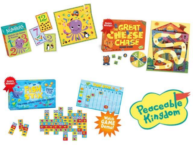 Peaceable Kingdom Christmas Gifts