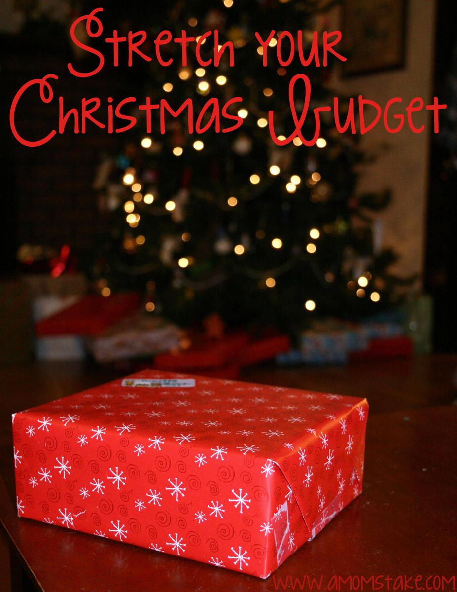 Stretch Your Christmas Budget