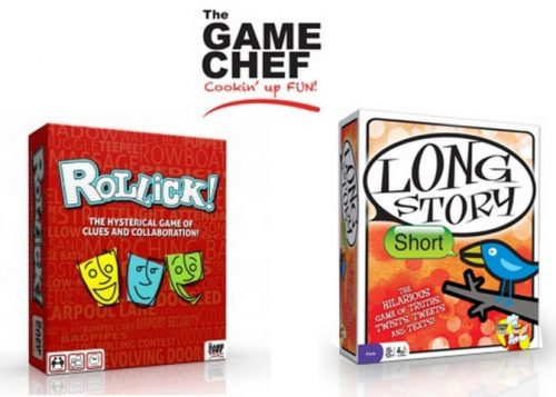 The Game Chef Christmas Gifts