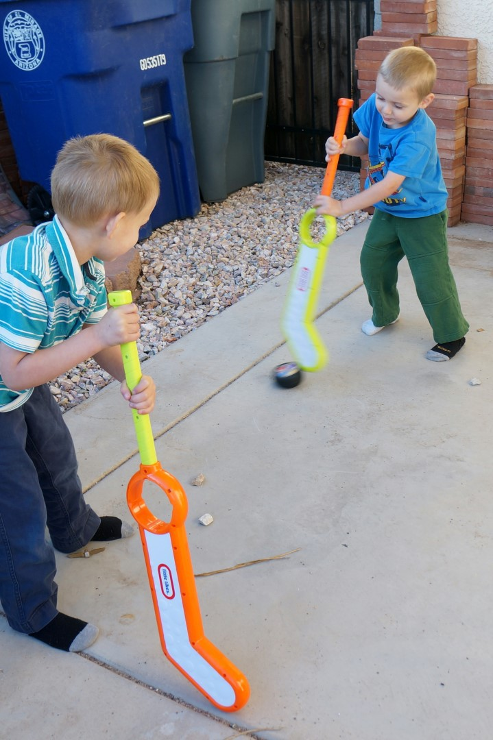 Little Tikes Hockey