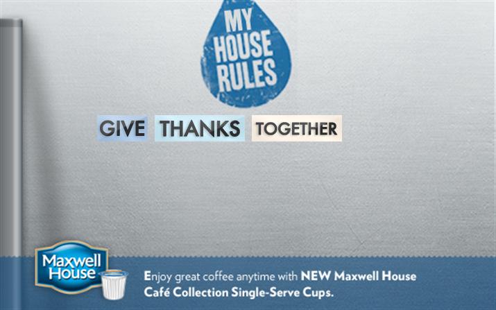Maxwell House Rule