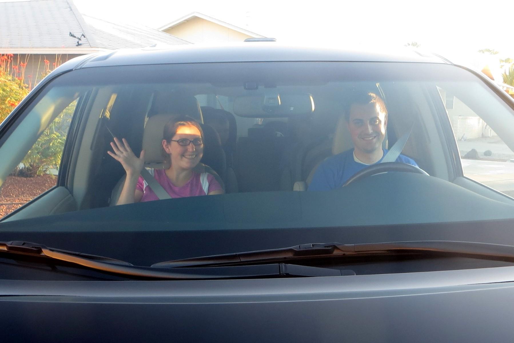Sienna Diaries Family Car