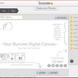 Multimedia Creations with Buncee