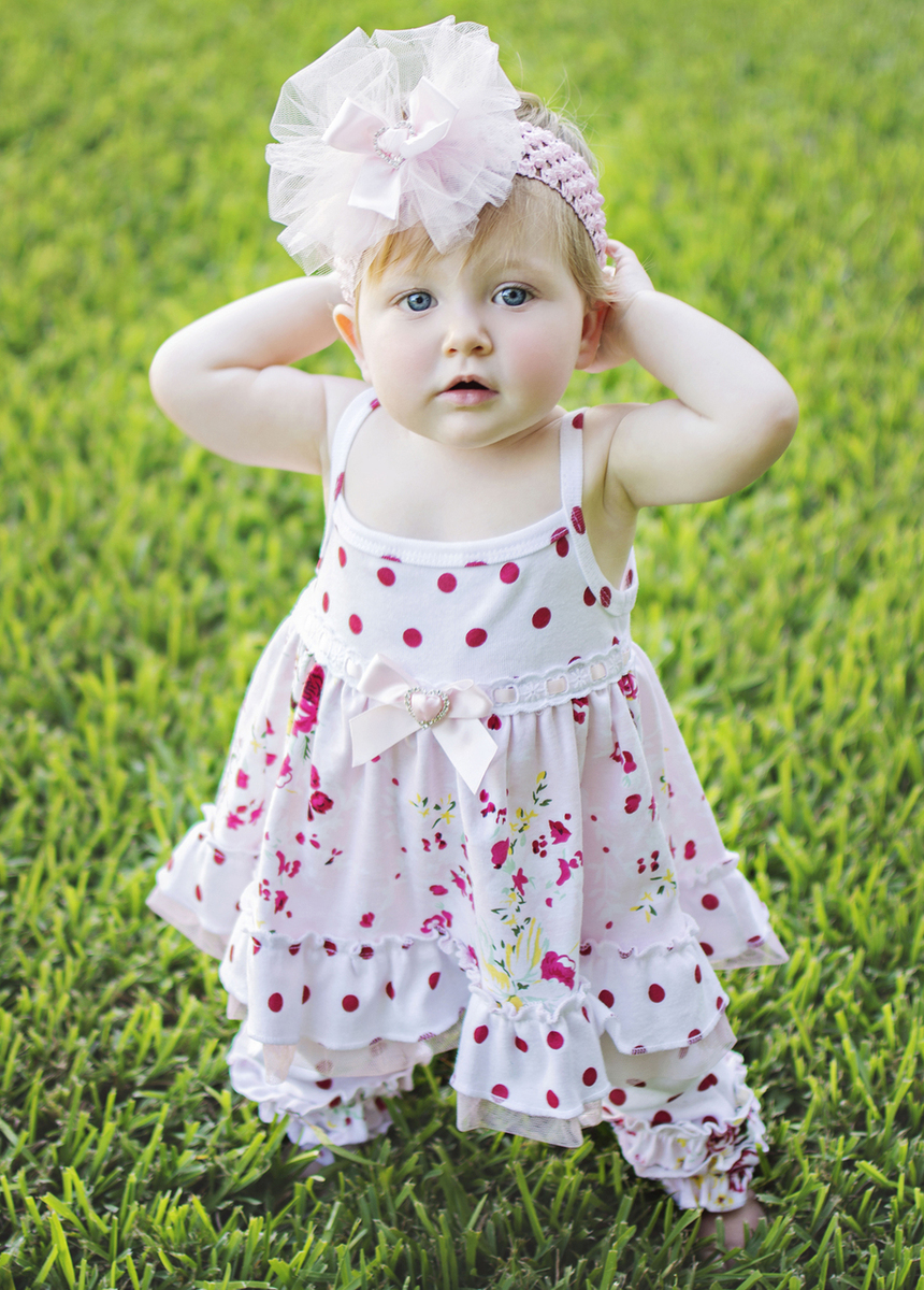 Boutique Baby Clothes from Haute Baby - A Mom's Take