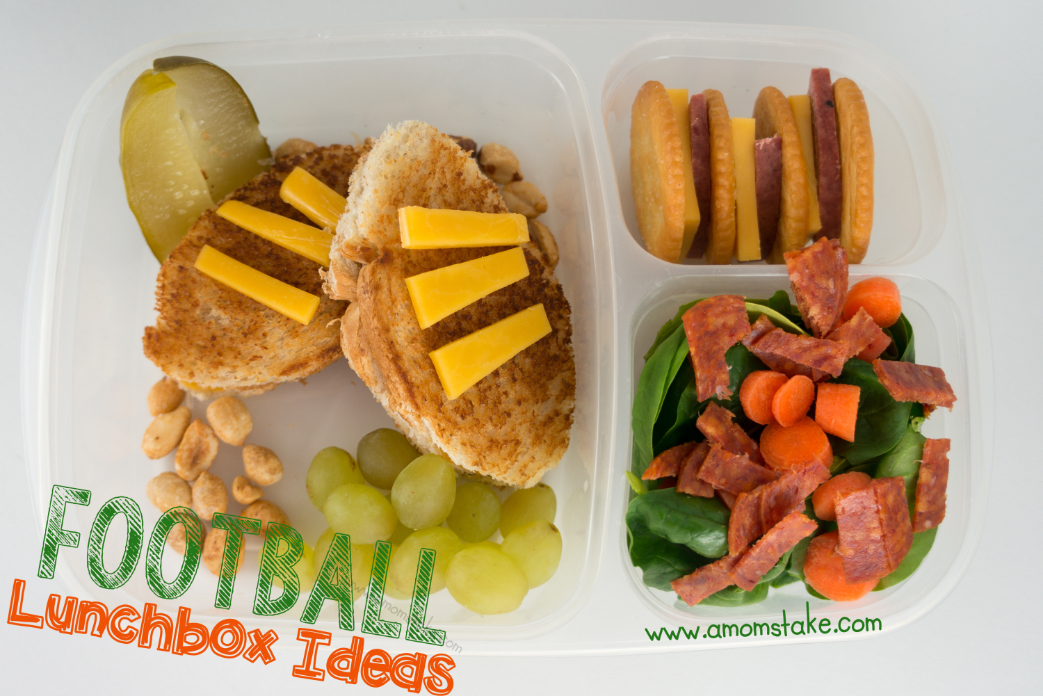 Football Lunchbox Ideas (2)
