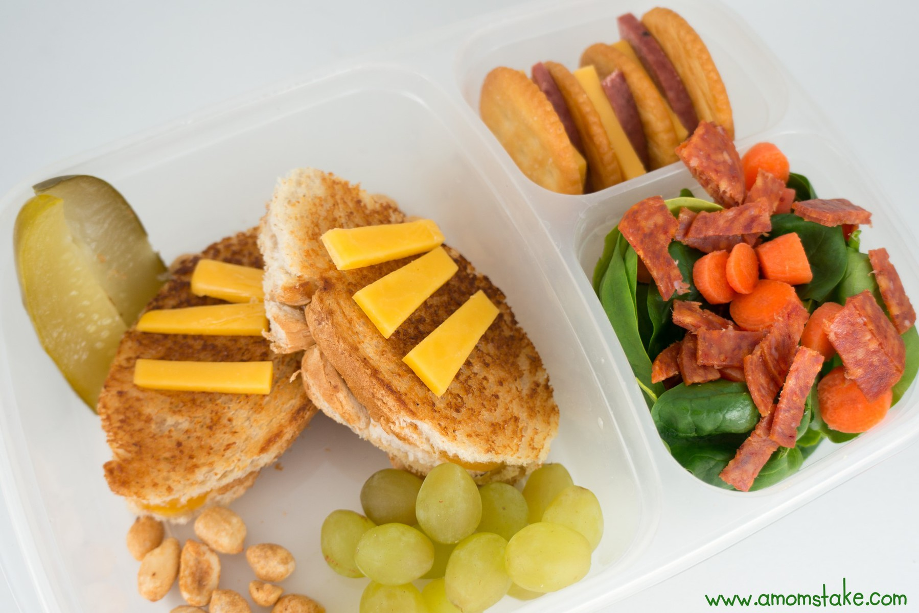 Football Lunchbox Ideas