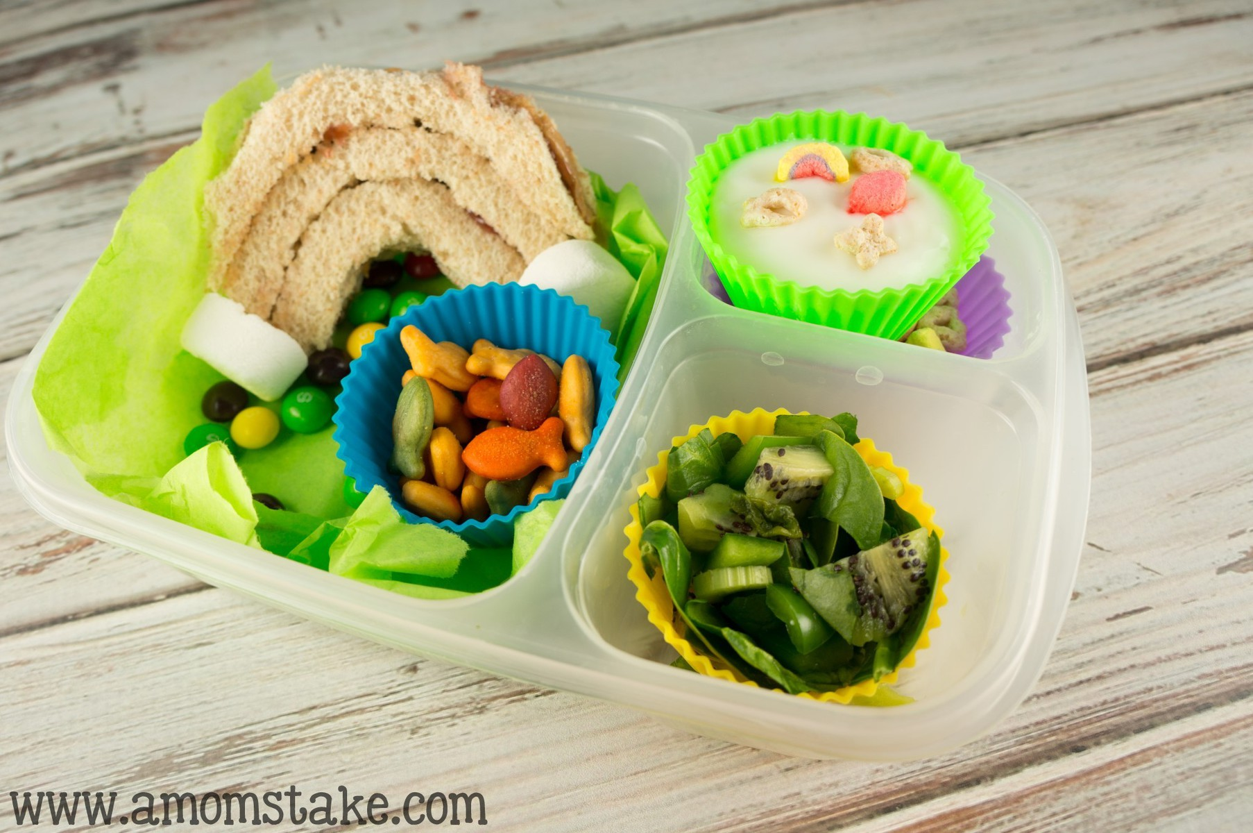 Kids Creative Lunch Box