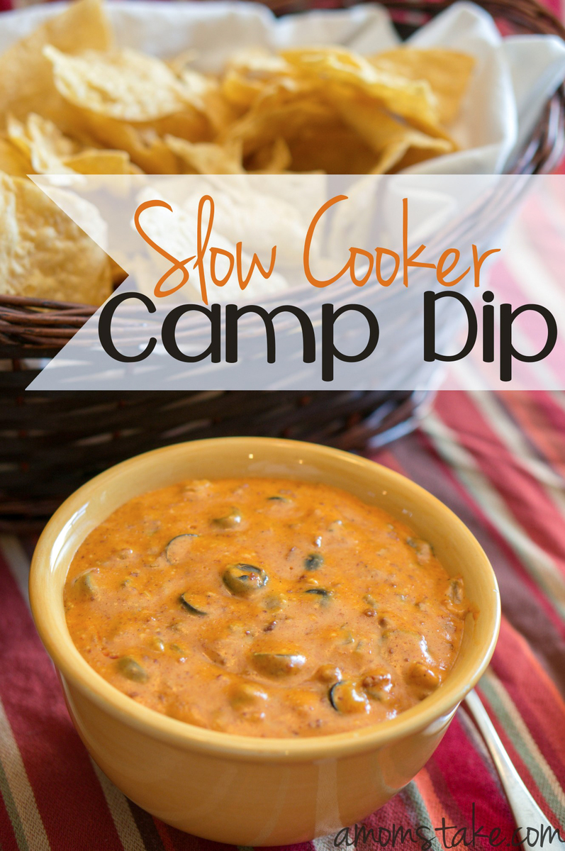 Slow Cooker Camp Dip Recipe