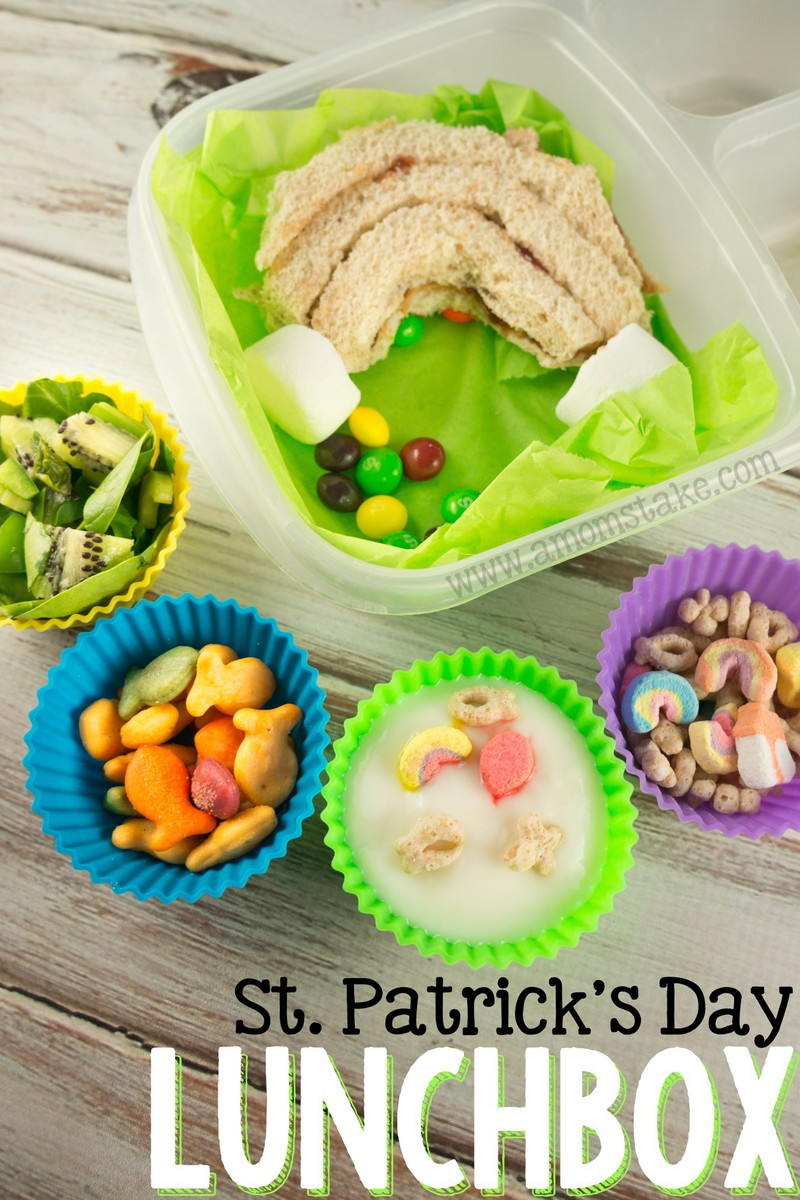 St Patricks Day Lunchbox