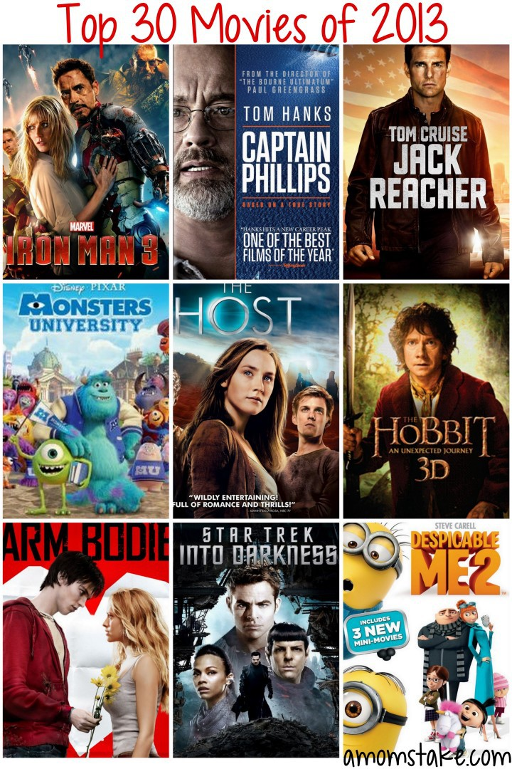 top 30 must watch movie releases of 2013 a moms take