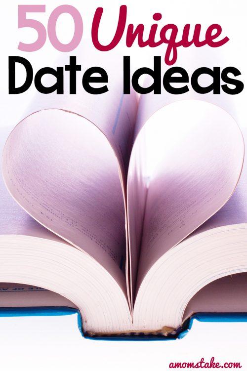 50 Unique Date Ideas