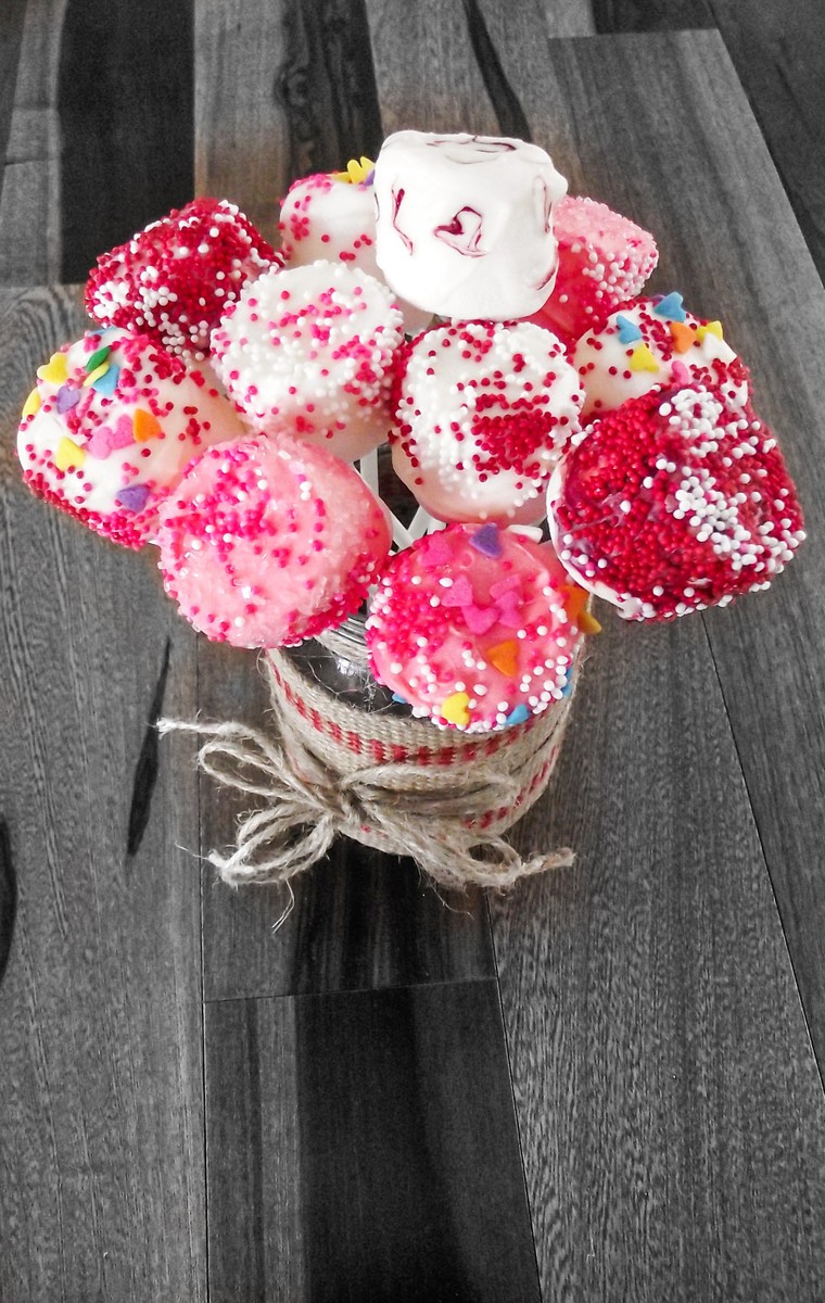 Easy Valentine Marshmallow Pops A Mom S Take