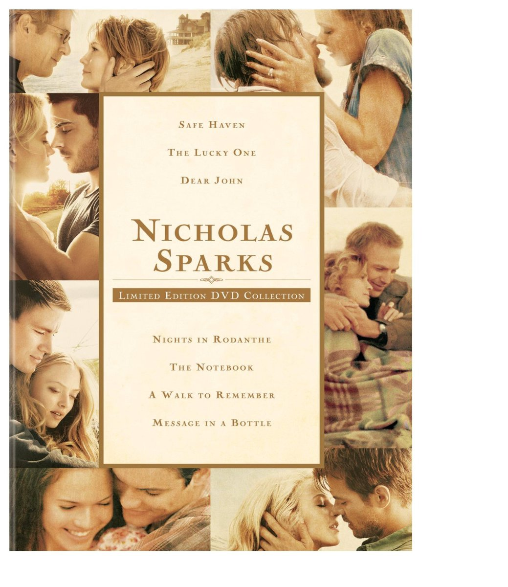 Nicholas Spark Collection