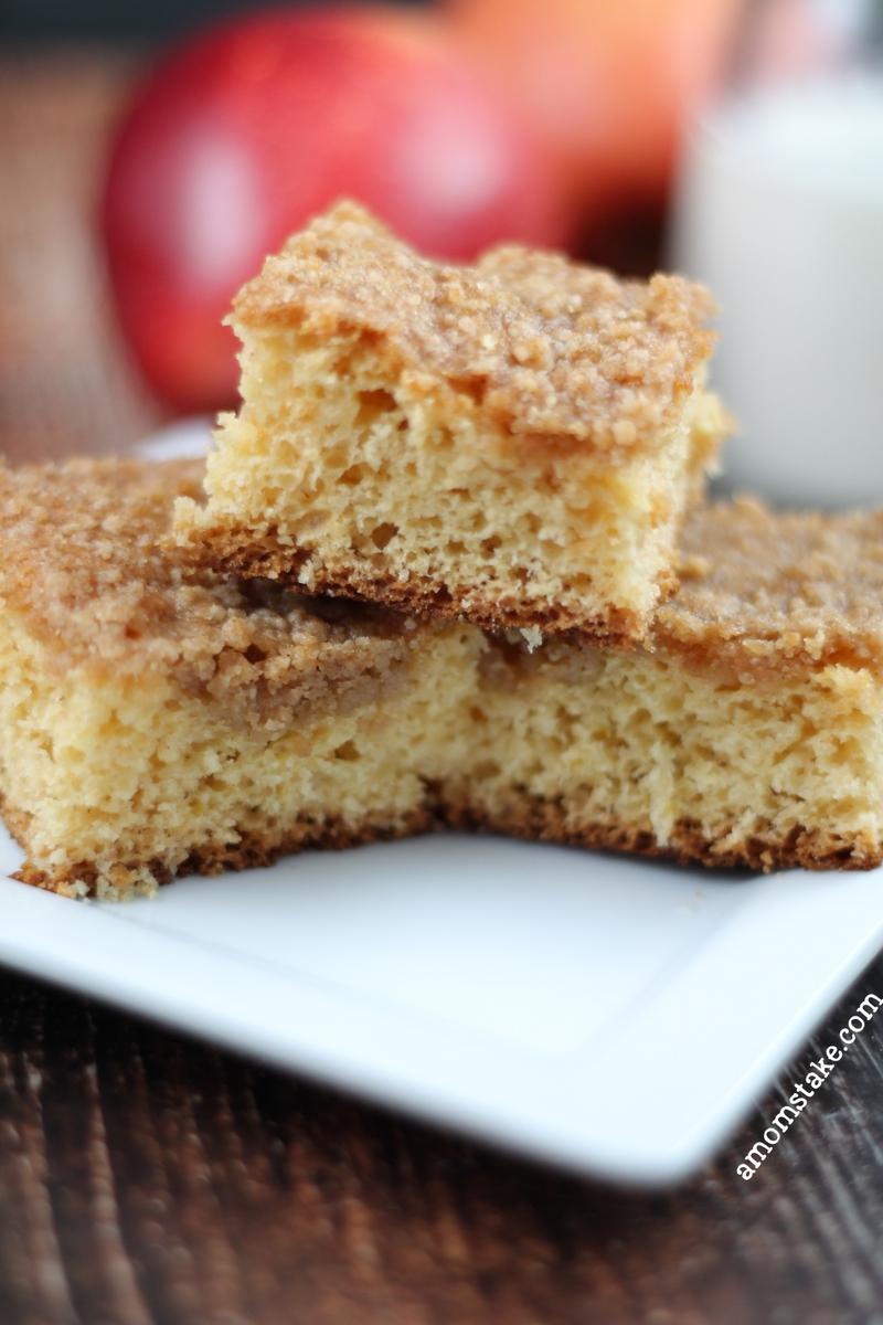 Apple Pie Cake Recipe A Mom S Take