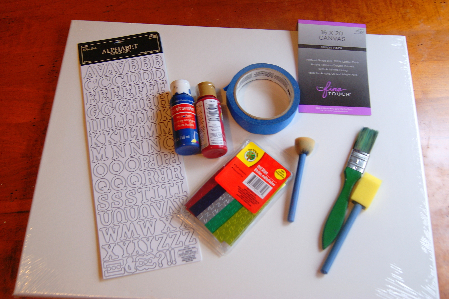 Canvas Flag Supplies