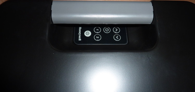 Honeywell HZ-980 MyEnergySmart Infrared Heater - A Mom's Take