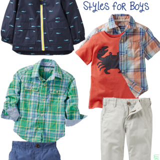 Cute Spring Styles for Little Ones