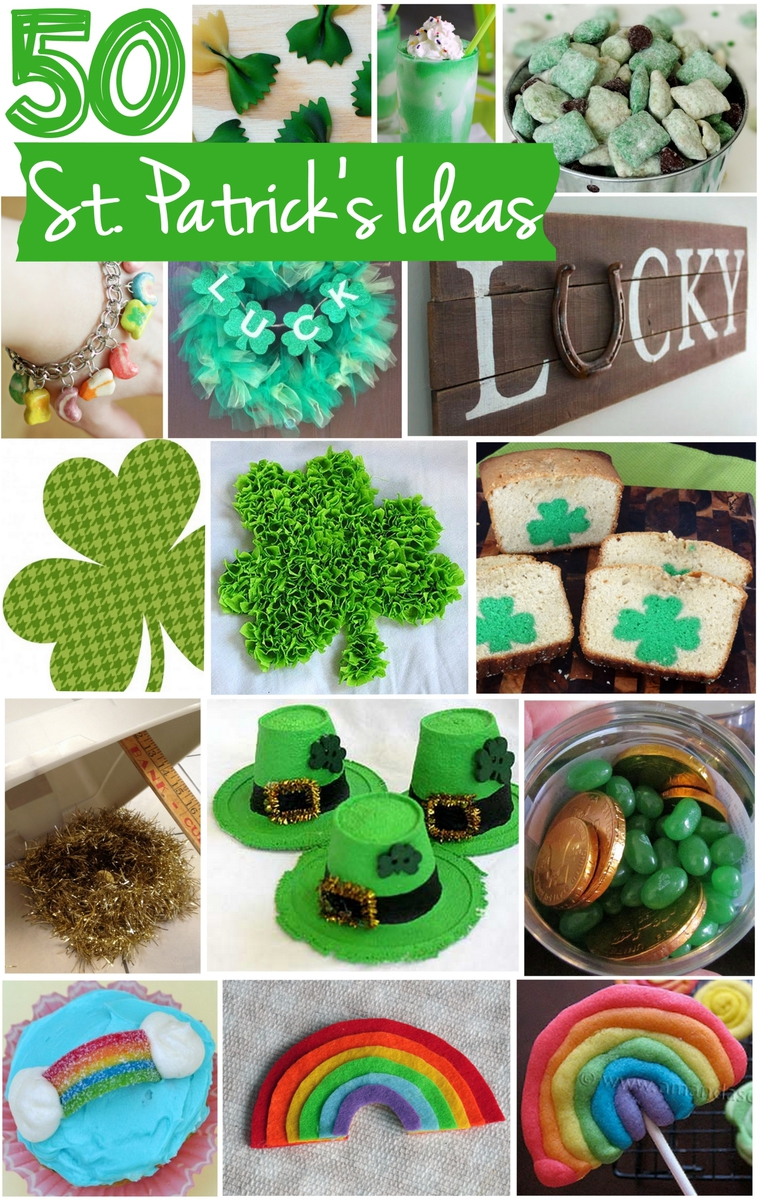 50 St Patrick's Ideas