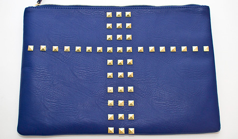 Studded-Blue-Clutch-Studio-1