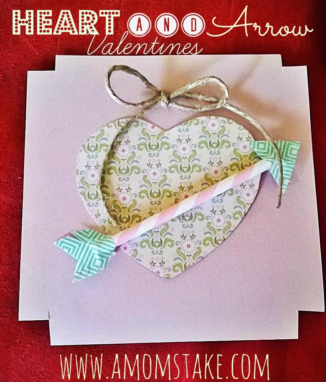 Heart & Arrow Valentines #ValentinesDay
