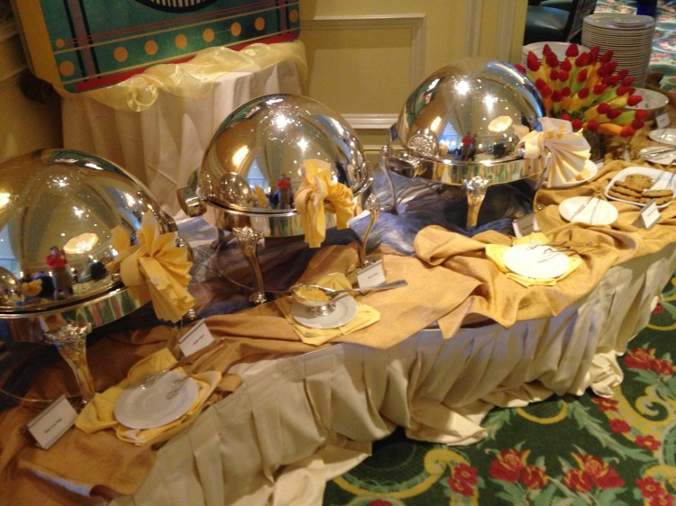 Surprising Sunday Brunch At The Grand America A Moms Take Home Interior And Landscaping Oversignezvosmurscom
