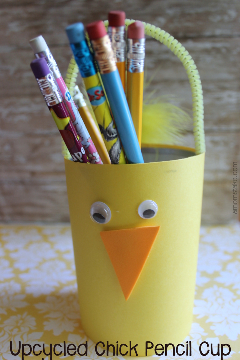 Chick Pencil Cup