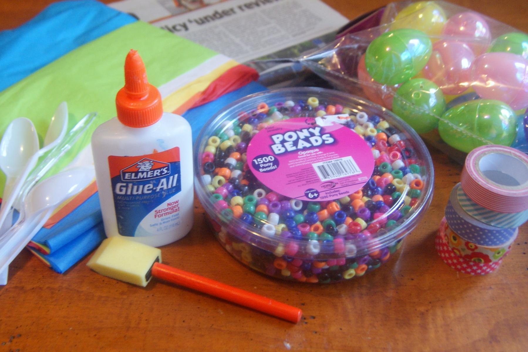 Maracas Craft supplies