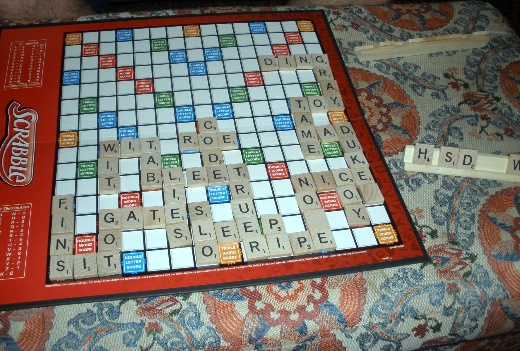 The Ultimate Word Game Scrabble A Mom S Take