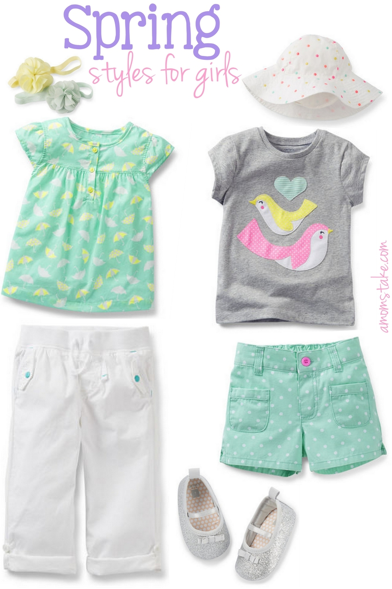 Spring Styles for Girls