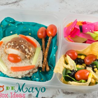 Cinco de Mayo Lunch Box Ideas