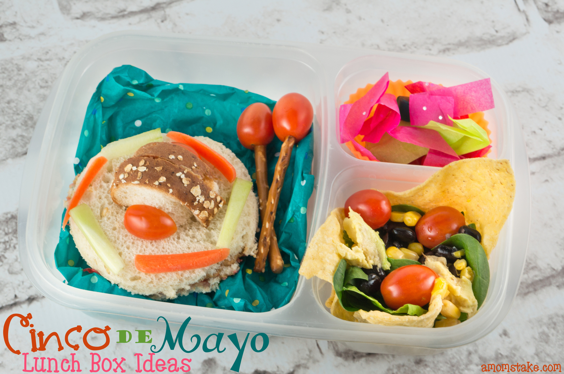 Cinco de Mayo Lunch Box Ideas